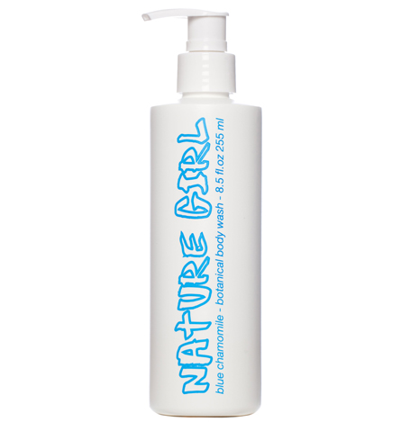 Botanical Body Wash - Blue Chamomile