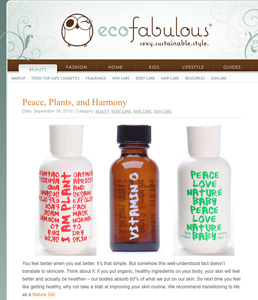 Ecofabulous.com <br> September 2010