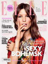 Elle Norway <br> May 2013