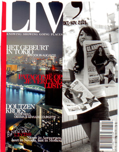 LIV Magazine Netherlands <br> December 2009