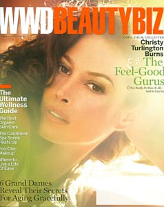 WWD Beauty Biz <br> February 2007